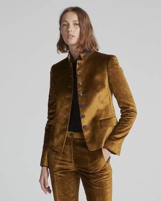 Rag & Bone Rei velvet blazer