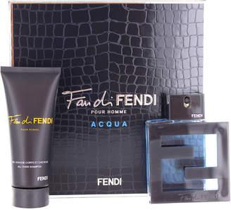 Fendi Fan Di Pour Homme Acqua Gift Set