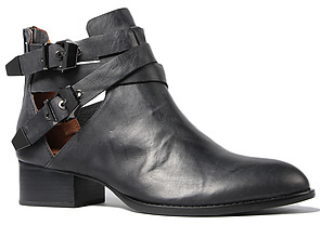 Jeffrey Campbell The Everly Boot in Black