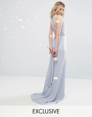TFNC WEDDING Multiway Maxi Dress $79 thestylecure.com