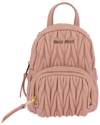 Miu Miu Backpack Shoulder Bag Women