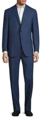 Canali Pencil Striped Suit