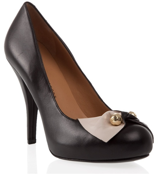 Marc by Marc Jacobs Stiletto pumps with large bow
