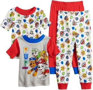 Toddler Boy Paw Patrol Tops & Bottoms Pajama Set