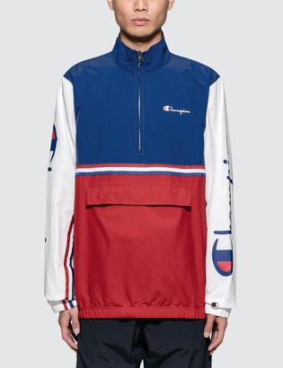 Champion Reverse Weave Half Zip Jacket