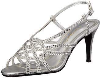 fce9ee528 Caparros Metallic Leather Women s Sandals - ShopStyle