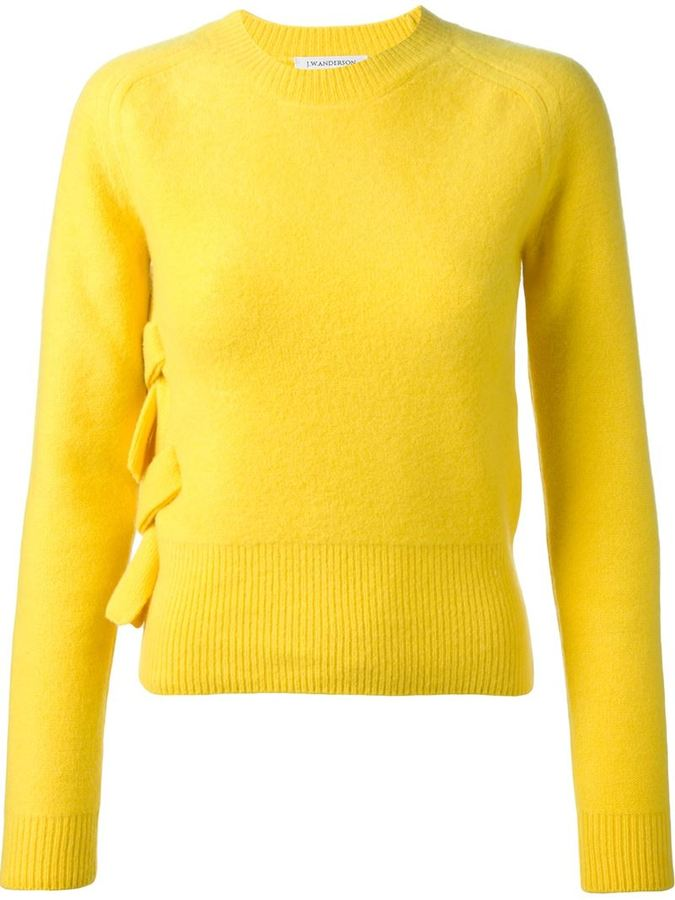 J.W.Anderson knot detail sweater