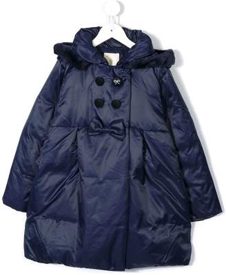 201e7d0af Navy Blue Girls Coat - ShopStyle UK