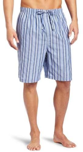 Nautica Men's Sultan Stripe Woven Pajama Short