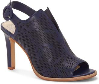 dd3caaa1b99 Vince Camuto Blue Leather Women s Sandals - ShopStyle