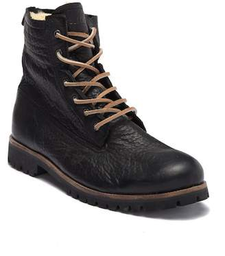 Blackstone IM 12 Plain Toe Genuine Shearling Boot