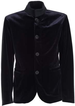 Jacket Velvet W/zip
