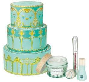 Benefit Cosmetics Limited-Edition B.right Delights! Four-Piece Skincare Set