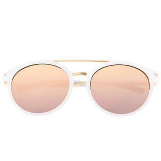 Cat Eye SIXTY-ONE Sixty-One Womens Full Frame Polarized Sunglasses