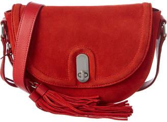 Sorial Noah Leather Saddle Bag