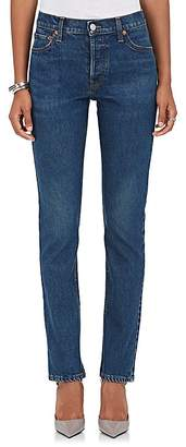 RE/DONE Women's The Crawford Straight Jeans