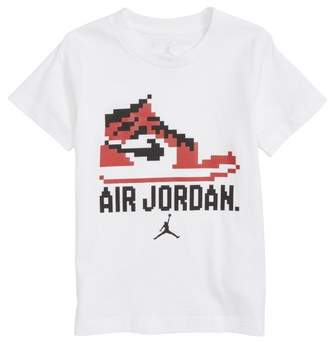 Jordan Pixel Pack Game Chan Graphic Shirt