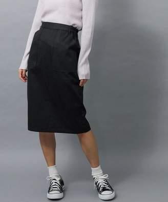 E hyphen world gallery (イー ハイフン ワールド ギャラリー) - E hyphen world gallery 20/‐×16起毛ツイルベイカースカート