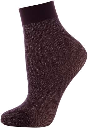 Wolford Lurex Net Ankle Socks