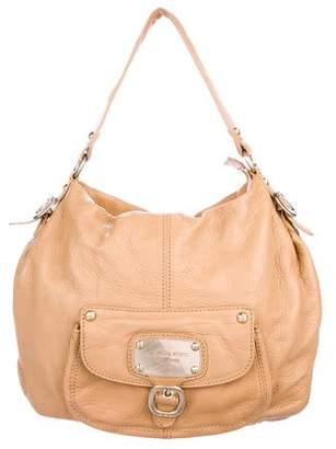 MICHAEL Michael Kors Pebbled Leather Hobo