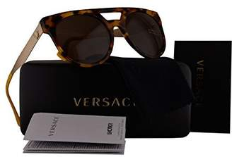 Versace VE4339 Sunglasses w/Brown Lens 524973 VE 4339