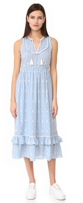 Ulla Johnson Maelle Dress $322 thestylecure.com