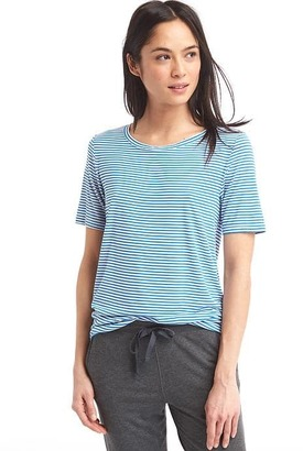 Pure Body modal short-sleeve tee $24.95 thestylecure.com