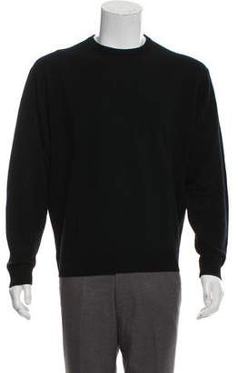 Burberry Wool Crew Neck Sweater