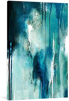 United Interiors Recreation 2 Painted Canvas Wall Art, 70x100cm