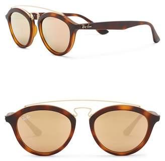 Ray-Ban 50mm Highstreet New Gatsby II Phantos Sunglasses