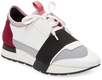 Balenciaga Colorblock Low Top Sneakers