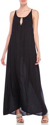 raviya Crisscross Maxi Dress $54 thestylecure.com