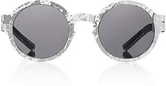 Maison Margiela Women's MMTRANSFER003 Sunglasses - Marble