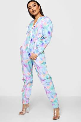 boohoo Multi Coloured Festival Mac Onesie