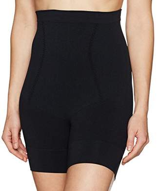 4c68afbd41 Arabella Women s Seamless Waist Shaping Thigh Control Shapewear