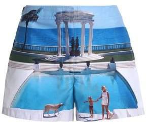 Orlebar Brown Printed Woven Shorts