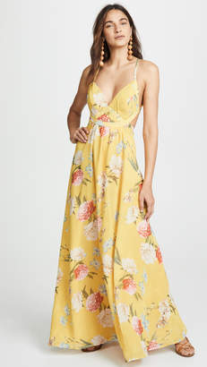 Yumi Kim Me & You Maxi Dress