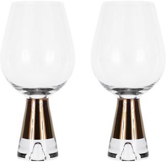 Tom Dixon Tank Wine Glasses - Set of 2