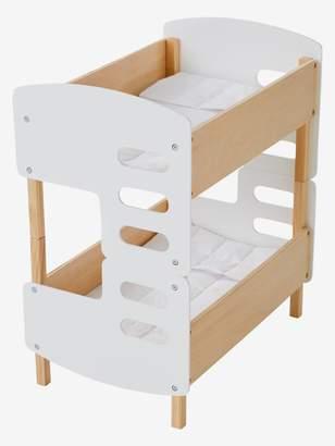 Vertbaudet Wooden Bunk Bed for Dolls