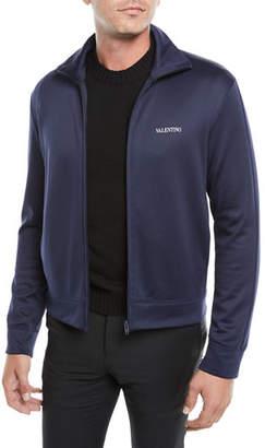 Valentino Men's Logo Track Jacket