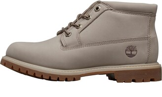 Timberland Womens Nellie Double Chukka Boots Pure Cashmere