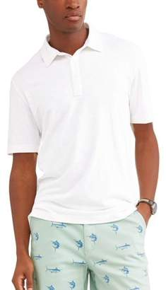 George Men's Luxe Slub Polo