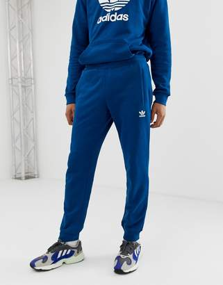 adidas Joggers With Trefoil logo Blue