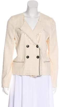 Etoile Isabel Marant Fringe-Trimmed Jacket w/ Tags