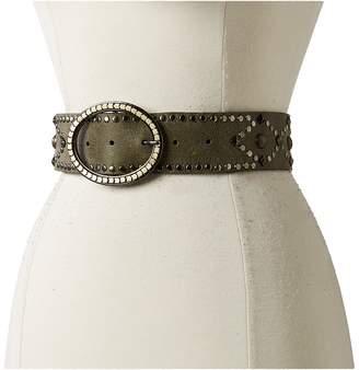 Leather Rock 1717 Women's Belts