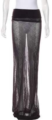 Dries Van Noten Lightweight Maxi Skirt