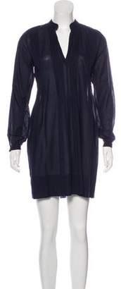 Brochu Walker Long Sleeve Mini Dress