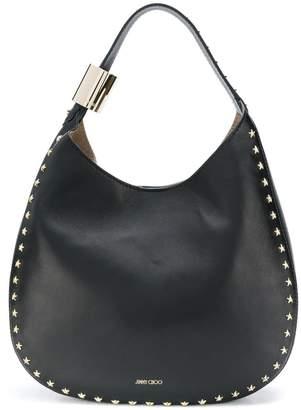 Jimmy Choo star studded shoulder bag
