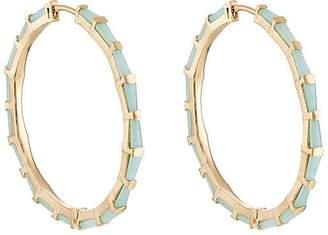 Nak Armstrong Women's Hilvando Stitch Hoop Earrings