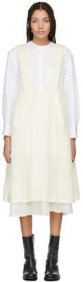 Off-White Renli Su Layered Pinafore Dress